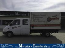 Mercedes 316 CDI| DOKA 4x2 - 903| AN 08.2005 |