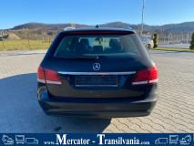 Mercedes E200 – 212 K Facelift | 2.2 CDI EURO 6 |  Navi | Piele |