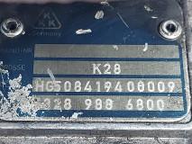 Turbosuflanta KKK K28, 5328 988 6800, Euro 2, 184 KW, 11967 cm3