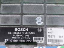 Calculator Cutie Viteza Bosch EST-18E, 5 HP 500, ZF-Nr: 6009056240, 0 260 001 009, ZF 0 501 206 727