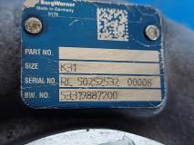 Turbosuflanta BorgWarner K31, 53319887200, Euro 2, 309 KW, 11967 cm3