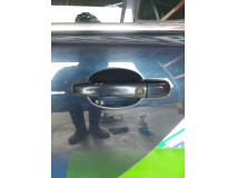 Usa spate stanga, Jaguar XF X 250, Limousine, 2009