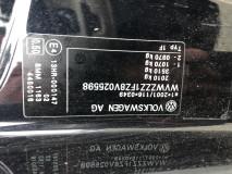 VW EOS  | 2.0 TDI 140 CP Euro 4 | Piele-Navi | Pachet Individual