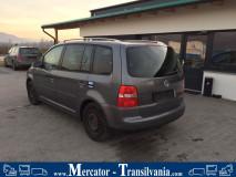 VW Touran  | 2.0 TDI | Clima | Carlig Remorcare |