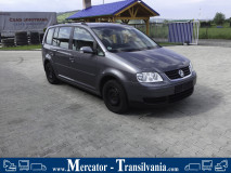 VW Touran    1.9 TDI 105 CP   2006 Euro 4