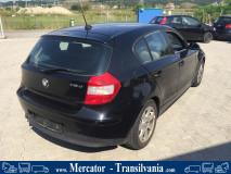 BMW 118D   | 2.0 D 121 CP| 2008 Euro 5