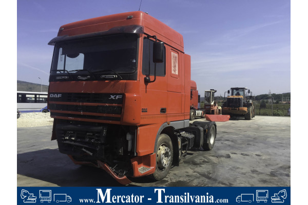 DAF XF 95  430CP  | Manual Gearbox