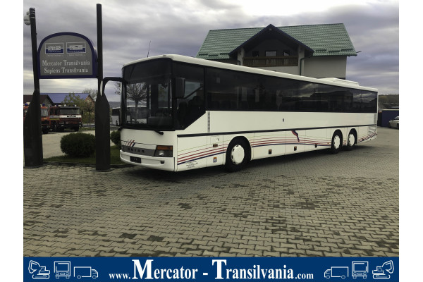 Setra S 317 UL | Retarder | Air conditioner | 60-49  Seats