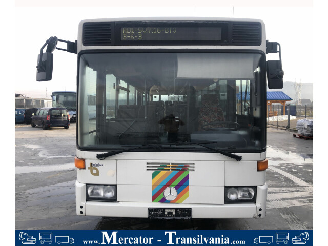 Mercedes O 405 NU * Retarder *