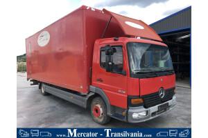 Mercedes  818 ATEGO * Schaltgetriebe 7.20m Koffer *