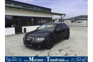 Audi A3 Sportback | 2.0 TDI 140 CP | 2005 Euro 4