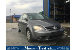 VW Golf 5 Plus 2.0 TDI