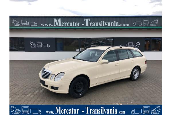 Mercedes-Benz E 200 CDI    Climatronic - Navigatie  