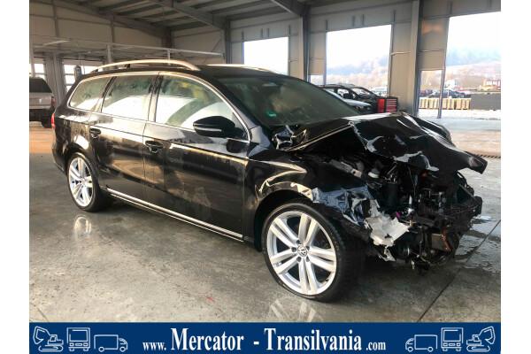 VW Passat Highline    2.0 TDI Euro 5 170 CP   Full option  
