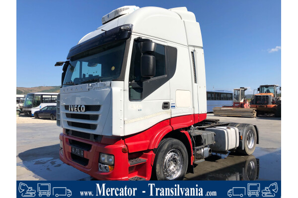 IVECO Stralis 450  | 440 PS | 2010 Euro 5 | Automatikgetriebe |