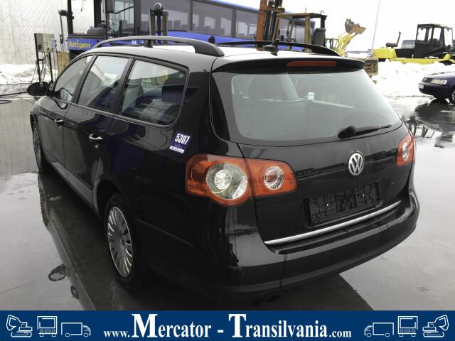 VW Passat DSG 2.0 TDI 170 CP