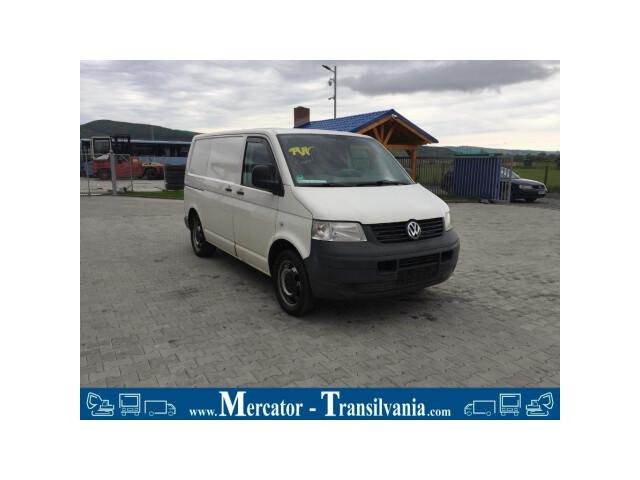 VW Transporter T5 | AN 2007 | 2.5 TDI BNZ |