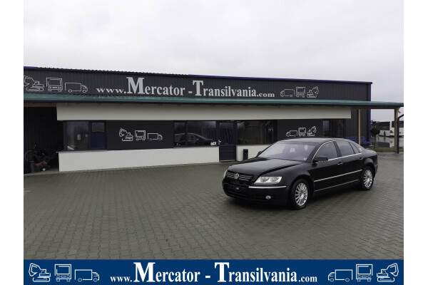 VW Phaeton 3.0 TDI BMK   4 Motion   Euro 4   Piele   Xenon   Memory