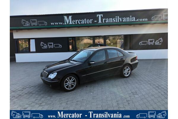Mercedes C270 CDI Avantgarde  | 2.7CDI 168 CP| 2005 Euro 3